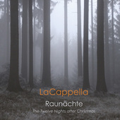 Album artwork for Raunächte: The Twelve Nights after Christmas