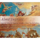 Album artwork for Alma Ingrate-Imperial Arias of the Viennese Court