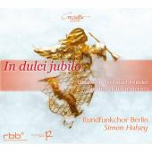 Album artwork for In Dulci Jubilo - German Christmas Songs from Five