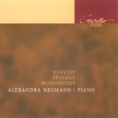 Album artwork for DEBUSSY, SEVERAC MUSSORGSKY