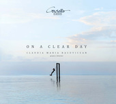 Album artwork for ON A CLEAR DAY