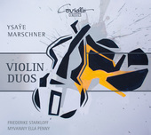 Album artwork for VIOLIN DUOS