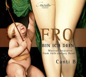 Album artwork for FRO BIN ICH DEIN