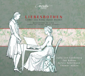Album artwork for LIEBESBOTHEN