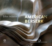 Album artwork for Adams: AMERICAN BERSERK