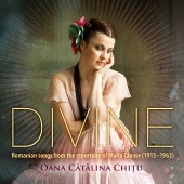 Album artwork for Oana Catalina Chitu: Divine