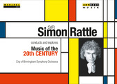 Album artwork for Sir Simon Rattle Conducts and Explores Music of th