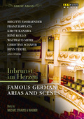 Album artwork for Great Arias: Inbrunst im Herzen - Famous German Ar