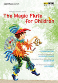 Album artwork for Mozart: The Magic Flute for Children