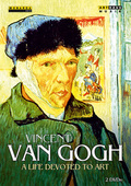Album artwork for Vincent van Gogh - A Life Devoted to Art