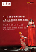 Album artwork for The Becoming of the Mannheim Ring