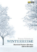 Album artwork for Schubert: Winterreise / Fischer-Dieskau, Brendel