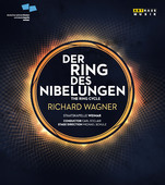 Album artwork for Wagner: Der Ring des Nibelungen DVD / Weimar
