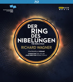 Album artwork for Wagner: Der Ring des Nibelungen Blu-ray / Weimar