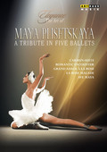 Album artwork for A Tribute To Maya Plisetskaya
