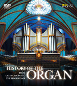 Album artwork for History of the Organ