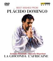 Album artwork for Best Wishes from Plácido Domingo