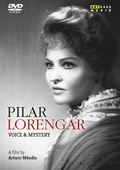 Album artwork for PILAR LORENGAR VOICE & MYSTERY