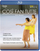 Album artwork for Mozart: Così fan tutte