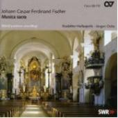 Album artwork for FISCHER: MUSICA SACRA