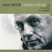Album artwork for David Friesen: Connection