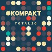 Album artwork for Kompakt Total 20 / various Artists