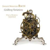Album artwork for BACH: GOLDBERG VARIATIONS / Dubreuil