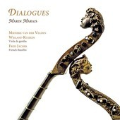 Album artwork for Marais: Dialogues