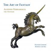 Album artwork for Ferrabosco the younger: THE ART OF FANTASY