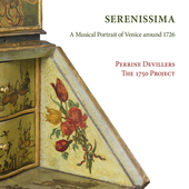 Album artwork for Serenissima: A Musical Portrait of Venice Around 1
