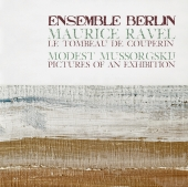Album artwork for Ravel: Tombeau de Couperin ; Mussorgsky: Pictures