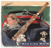 Album artwork for I Was Like Wow: Contemporary Music for Bassoon