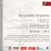 Album artwork for THE COMPLETE SYMPHONIES