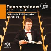 Album artwork for Rachmaninoff: Symphony No. 2 in E Minor, Op. 27