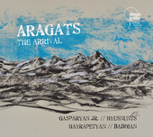 Album artwork for Aragats: The Arrival (Live)