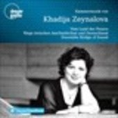 Album artwork for Khadija Zeynalova: Bilder vom Land des Feuers