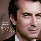 Album artwork for Bach & Handel: Transcriptions for Piano