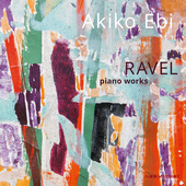 Album artwork for Ravel: Piano Works