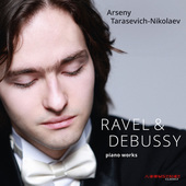 Album artwork for Ravel & Debussy: Piano Works
