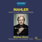 Album artwork for Mahler: Complete Symphonies / Stenz