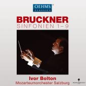 Album artwork for Bruckner: Symphonies Nos. 1-9