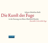 Album artwork for BACH: DIE KUNST DER FUGE