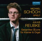Album artwork for Reubke: Complete Works for Piano & Organ