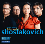 Album artwork for Shostakovich: Works for String Quartet & Piano Qui