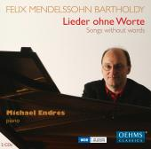 Album artwork for Mendelssohn: Lieder ohne Worte