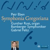 Album artwork for Eben: Symphonia Gregorian