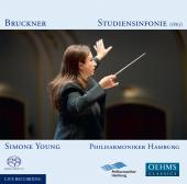 Album artwork for Bruckner: Study Symphony