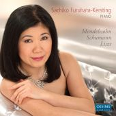 Album artwork for Sachiko Furuhata-Kersting: Mendelssohn / Schumann