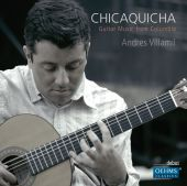 Album artwork for Andres Villamil: Chicaquicha - Guitar Music from C