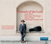 Album artwork for FRIENDS OF THE LUTE